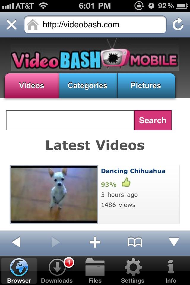Top 3 ways to download videobash video for enjoying offline.