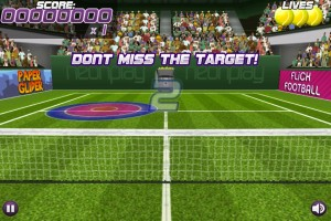 Pro Tennis Volley by Neon Play screenshot