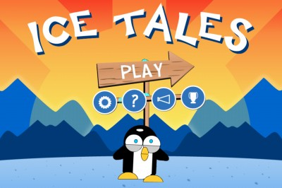Help Pendleton Penguin Return To His Friends In Ice Tales