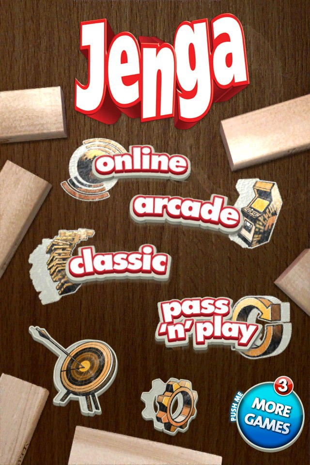 Jenga Updated - Now Play Online, Against Friends