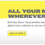 Best Buy Jumps On The Bandwagon, Unveils Its Own Cloud Music Service