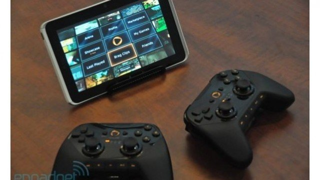 OnLive's Universal Wireless Controller Will Be iPad Compatible