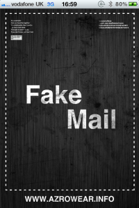 Jailbreak Only: FakeMail - Sure It's Cool, But Maybe A Little Creepy, Too?