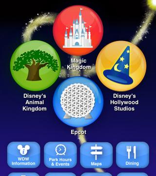 Walt Disney World Pro Brings Disney To Your iPhone