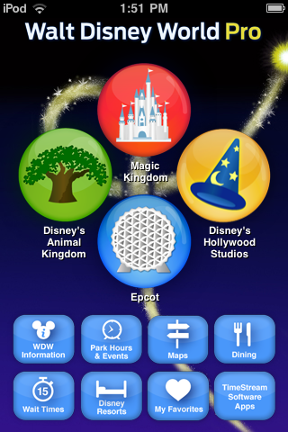 Walt Disney World Pro Brings Disney To Your iPhone