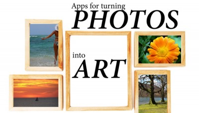 New AppList: Turn Photos Into Art
