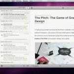 Reeder - Now Available In The Mac App Store