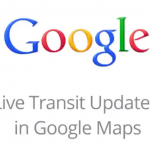 Google Live Transit Updates - See When Your Bus Is Late, In Mobile Safari