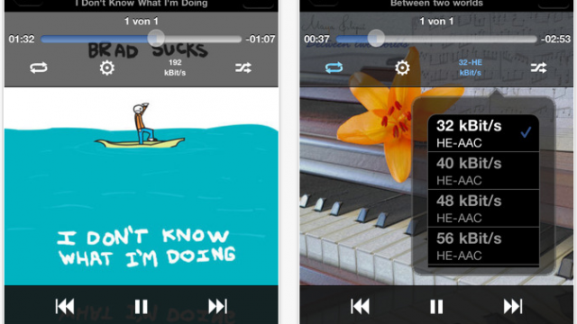 Audiotap: Stream Your iTunes Library Over Wi-Fi Or 3G