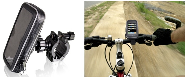 Bracketron Releases Weather-Resistant iPhone Bicycle Case