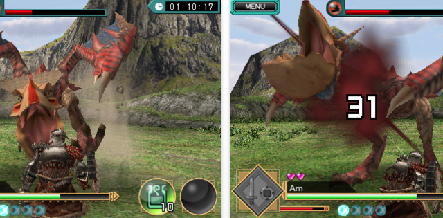 Monster Hunter Dynamic Hunting Now Available For iPhone
