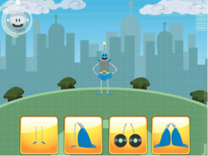 Zachy the Robot - Episode 1: The Leaning Tower of Robocity by GenevaMars, LLC screenshot