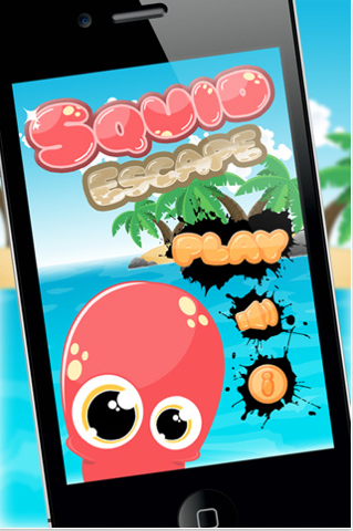 Jump Your Way To Freedom In Squid Escape