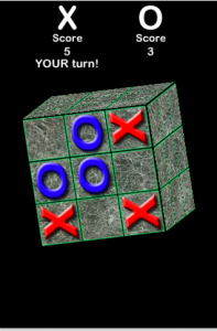 Play A Refreshing Twist On Tic-Tac-Toe