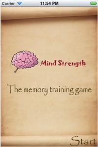 Mind Strength Promises Better Memory Skills