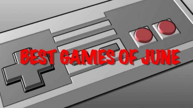 AppAdvice EXTRA: Must Have Games Of June