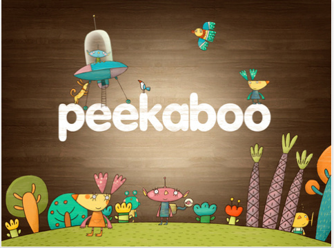 Aliens Want To Play Peekaboo With You, Plus Win A Copy!
