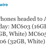 Unlocked iPhones Rumored To Come To US Apple Stores This Wednesday