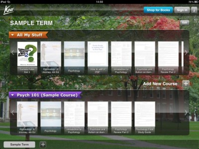 Kno Textbooks App Hits The iPad, Download & Read Cheap Textbooks On The Go!