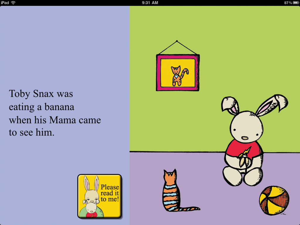 Kristin Hersh Brings Talent To iPad Book For Kids