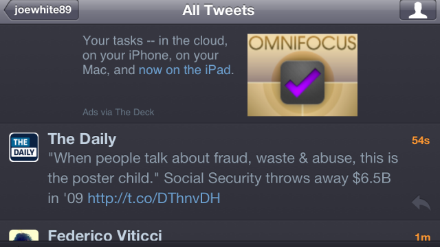 Twitterrific For Twitter Updated - New Features, Improvements & Fixes Added