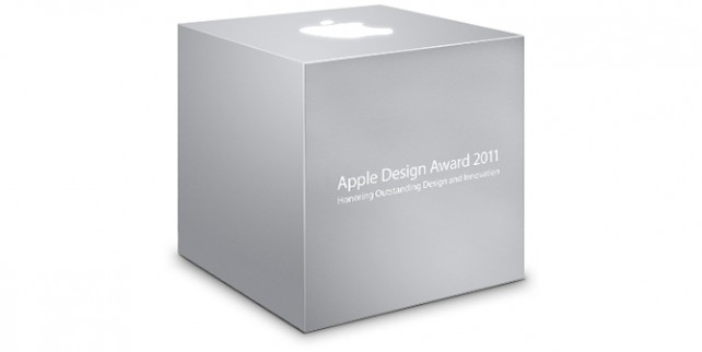 Apple's 2011 Design Award Winners Announced, Are Mostly Well-Deserving