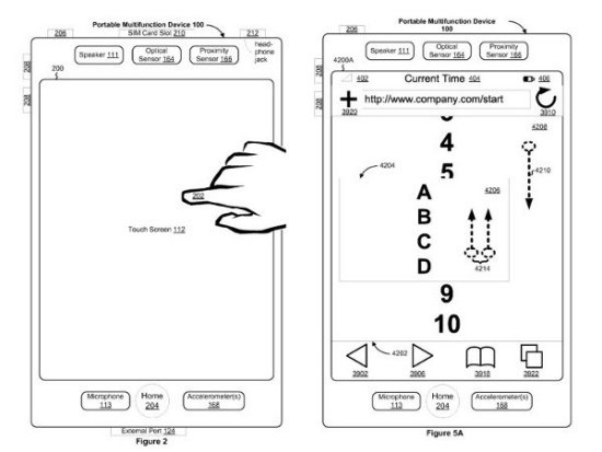 Apple's Scroll Patent: Good, But Not A Game-Changer