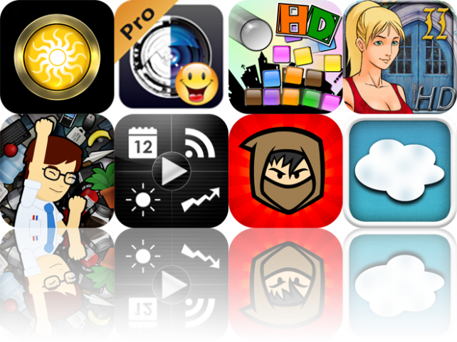 iOS Apps Gone Free: Infinight, Camera Fun Pro, Demolish HD, And More