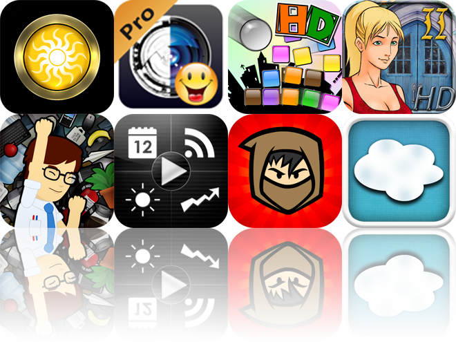 iOS Apps Gone Free: Infinight, Camera Fun Pro, Demolish HD, And More