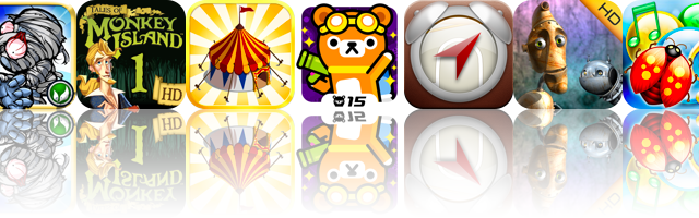 iOS Apps Gone Free: KillingZone Defense, Monkey Island Tales 1 HD, Carnival Tycoon, And More