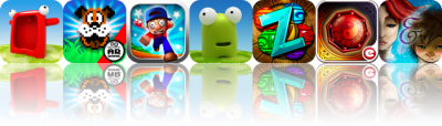 iOS Apps Gone Free: Talking Carl+, Duck Hunt AR, Super World Adventures, And More