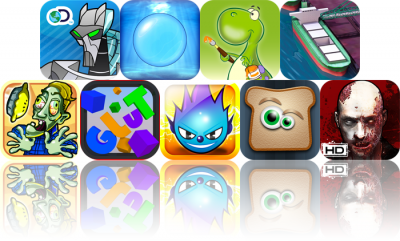 iOS Apps Gone Free: Discovery Kids: Agent Arcade, Bubbles Only, Cute Baby Flash Cards, And More