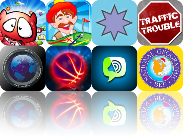 iOS Apps Gone Free: Mooniz, Par Out Golf, Starcoaster, And More