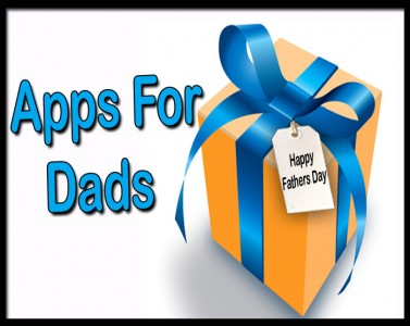 AppList Updated: Apps For Father's Day