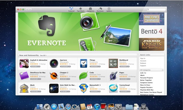 Schiller Announces Mac App Store Enhancements With OS X Lion [Details Added]