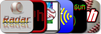 New AppGuide: Baseball Radar Gun Apps