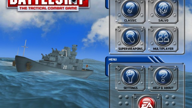 EA's Digital Version Of Battleship Finally Comes To The iPad