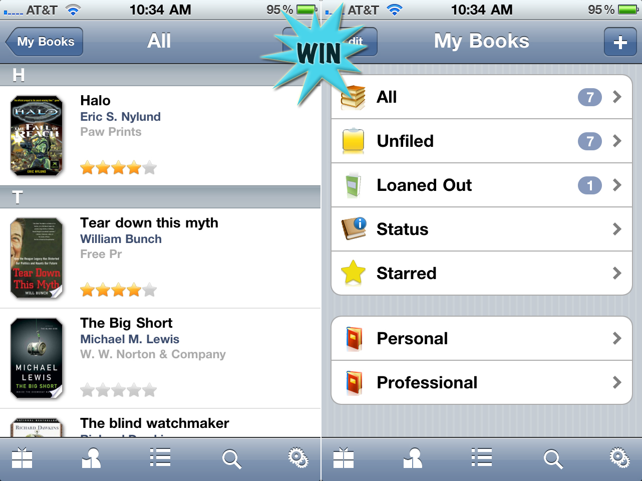 Manage And Share Your Book Collection By Winning A Copy Of BookBuddy