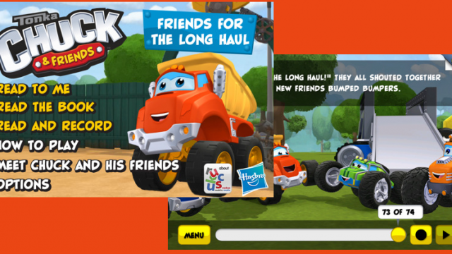 """""""Chuck and Friends: Friends for the Long Haul"""" Arrives"""
