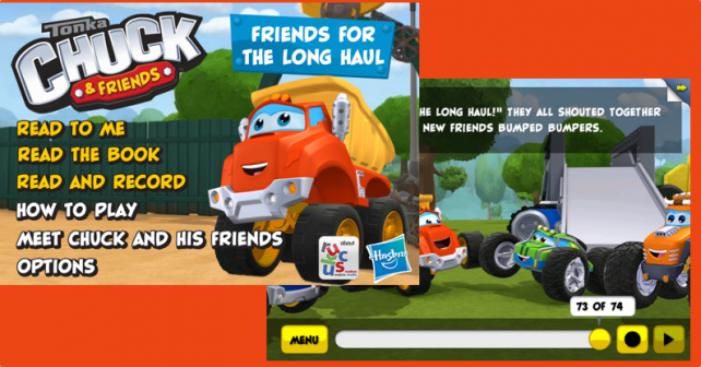 """Chuck and Friends: Friends for the Long Haul"" Arrives"