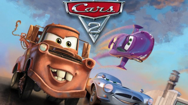 Find Out What's Up Next For The Radiator Springs Gang In The Cars 2 Storybook