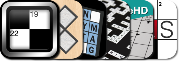 New AppGuide: Crosswords For iPad
