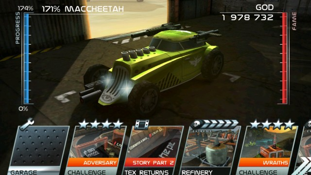 It's Your Chance To Get Behind The Wheel Of A Brand New Hot Rod And Much More In Death Rally v1.5