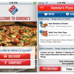 Domino's Pizza App Released