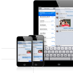BBM for iPhone, iPad, and iPod Touch: iMessage [Details Updated]