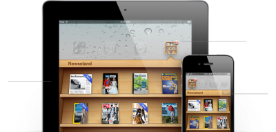 The New iOS 5: The Newsstand [Details Added]