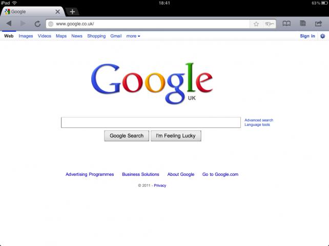 iChromy Updated: Chrome-Style iPad Browsing Just Got Better