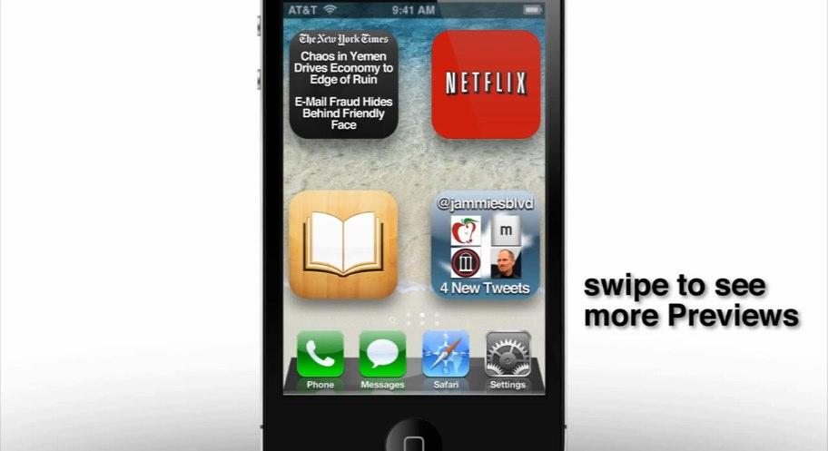 Here's Another iOS 5 Concept Video To Get You Excited For WWDC