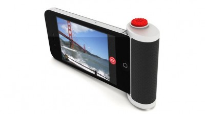 Kickstarter: Red Pop Adds A Physical Camera Button To Your iPhone