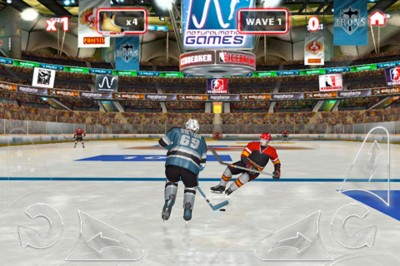 NaturalMotion Takes Backbreaker 2 To The iPad And Brings Out The Skates For Icebreaker Hockey